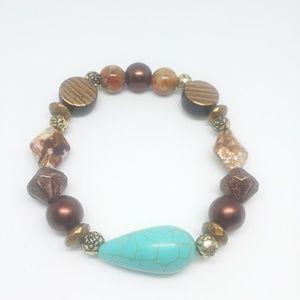 Beautiful unique handmade bracelet